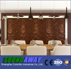 Home Decoration Wave Design 3D Wall Panel Panel pictures & photos