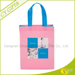 Non Woven Laminated Bag, for Shopping and Advertising