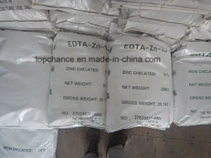 Good Quality EDTA-Zn (EDTA-ZnNa2) with Good Price pictures & photos