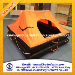 Solas Liferaft Davit-Launched Inflatable Life Raft Manufacturer pictures & photos