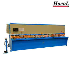 Economical Hydraulic Swing Beam Shearing Machine/Hydraulic Plate Cutting Machine pictures & photos