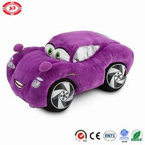 Purple Plush Car Shape OEM Hotsale Plush Soft Toy pictures & photos