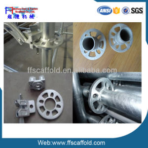 High Quality Forged Andamios Layher Scaffold (FF-9103) pictures & photos