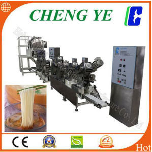 Noodle Producing Line/Processing Machine 100 Kg/Hr CE Certificaiton pictures & photos