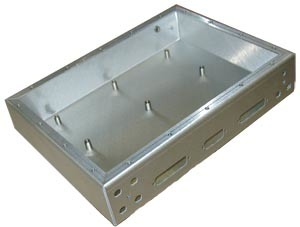 Sheet Metal Fabrication Metal Parts Use for Computer&Amplifier Hardware pictures & photos