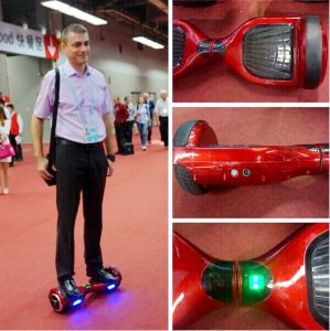 Mini Adult Stand up 2 Wheel Electric Scooter Self Balancing pictures & photos