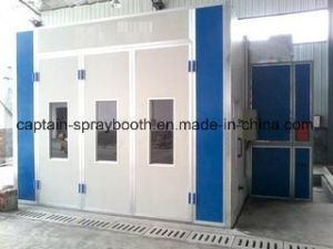 High Quality Car Paint Booth, Spray Chamber, pictures & photos
