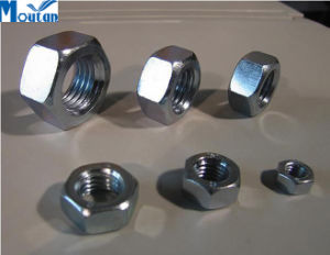 Carbon Steel Bolt and Nut