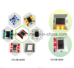 IP68 High Brightness Reflector Aluminum LED Solar Road Maker Light pictures & photos