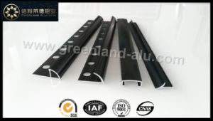 Aluminium Trims for Tiles (Black Anodized) pictures & photos