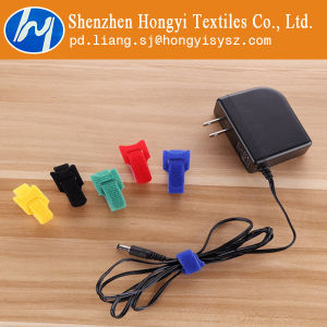 Multicolor Reusable Hook & Loop Tape Velcro Cable Ties pictures & photos