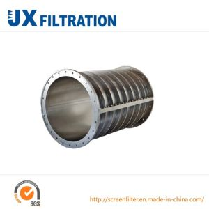 Stainless Steel Drilled Type Screen Cylinder pictures & photos