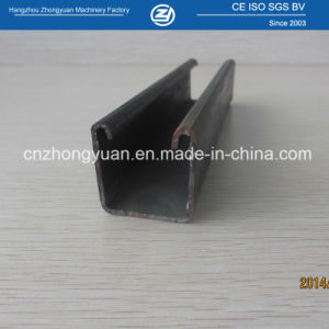 U Shape Steel Channel Making Cold Roll Forming Machine pictures & photos