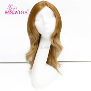 Wholesale Price 100% Japanese Kanekalon Synthetic Wig pictures & photos