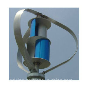 600W Vertical Wind Turbine with Low Noise Less 25dB pictures & photos