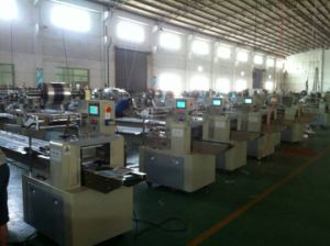 Custard Cake Automatic Feeding and Package System pictures & photos