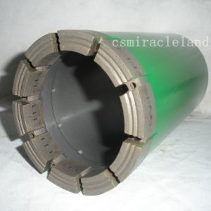 Hwf Impregnated Diamond Core Drill Bit pictures & photos