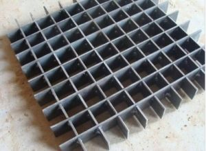 Hot DIP Galvanized Press Locked Grating pictures & photos