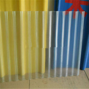 Corrugated Polycarbonate Sheet for Building Materials