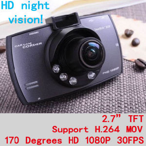 H. 264 Full HD 1080P Night Vision Backup Car Rear View Camera pictures & photos