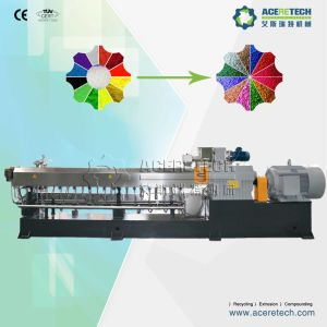 Twin Screw Extruder for Color Master Batch Production pictures & photos