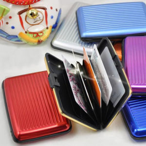 Card Holder Business Present Bank Card Holder pictures & photos