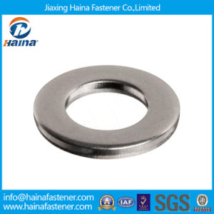 DIN125 Stainless Steel / Zinc Plated Flat Washers pictures & photos