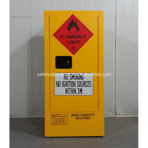 Westco 60L Safety Storage Cabinet for Flammables and Combustibles pictures & photos