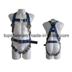 China Factory Professional Standard Full-Body Safety Harness Safety Belt pictures & photos