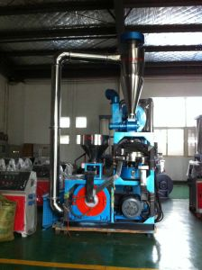40mesh Size 300kg Capacity Low Calcium Plastic Pulverizer pictures & photos