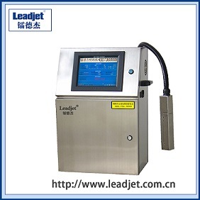 Expiry Date Cij Inkjet Coding Machine pictures & photos