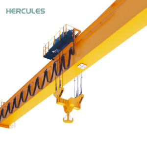 5t Single Girder Bridge Crane Overhead Hoist Crane pictures & photos
