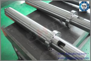 Haitian 160t 45mm Screw Barrel for PVC pictures & photos