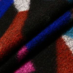 Colorful Wool Woolen Fabric for Fashion Overcoat pictures & photos
