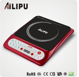 110V 1500W ETL Approval Cheap Price and Good Quality Push Bottom Induction Cooktop Sm-A59 pictures & photos