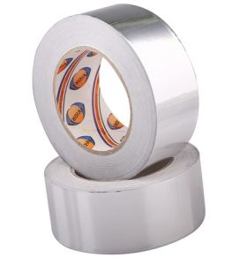 50mic Solvent Acrylic Adhesive Aluminium Foil Tape Used for Refrigerator pictures & photos