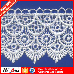 Over 15 Years Experience Various Colors French Lace pictures & photos