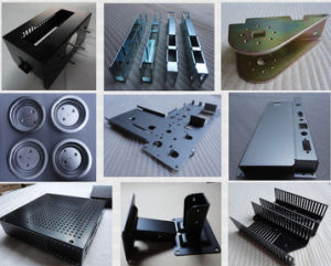 Various Sheet Metal Stamping Parts Hardware pictures & photos