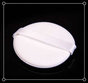 Powder Puff with Handle Cosmetic Puff /Air Cushion Powder Puff pictures & photos