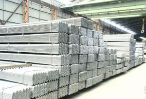 Hot Rolled Mild Steel Angle Steel pictures & photos
