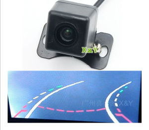 Rearview Camera with Dynamic Parking Line pictures & photos