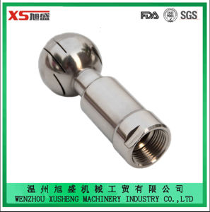 "2"" BSPP Stainless Steel Sanitary Tank Rotating Spray Ball pictures & photos"
