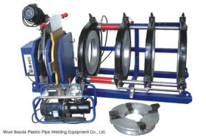 Plastic Pipeline Welding Machine (BRDH 500, Hydraulic) pictures & photos