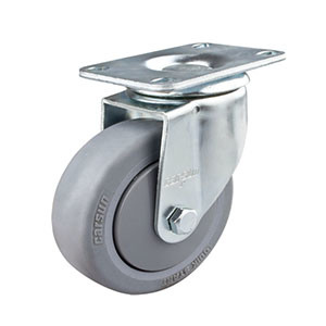 4 Inche Middle Duty Swivel Caster with Quickstart Wheel (2-4T01S-305) pictures & photos