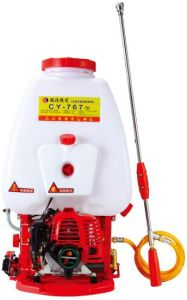 Gasoline Engine Recoil Two Stroke Power Sprayer (CY-767) pictures & photos