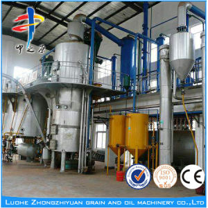 5t/D High Efficient Palm Oil Refinery Machinery pictures & photos