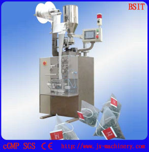 Dxdc50 Model Pyramid Tea Bag Filling Sealing Packing Machine pictures & photos