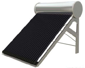 Low-Pressurized Compact Solar Water Heater (FT-L-HP-58/1800-24) pictures & photos
