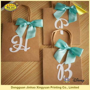 Party Favour Bags with Handle Gift Wedding Bags (JHXY-PB16051903) pictures & photos