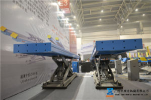 Scissor Car Lift (SHL-Y-J-65DL) pictures & photos